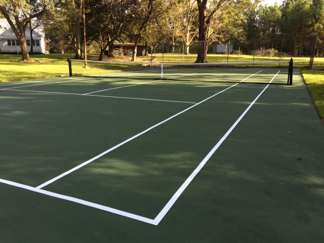 Residential Court Renovation